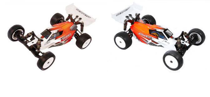 Spyder Buggy SRX-2 MM 2wd 1/10 (#500003)