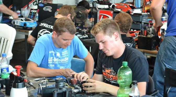 VG10 Scale Deutsche Meisterschaft 2015 Leipzig- der Samstag