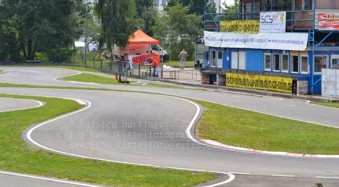 Deutschen Meisterschaft 1:5 Formel und Truck + 1/8 GTS
