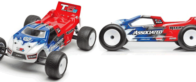 TEAM ASSOCIATED T5M Race-Truck, Mittel-Motor 2WD Baukasten