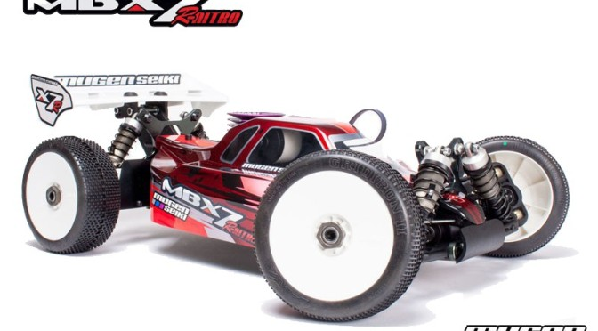 Mugen Seiki 1:8 GP 4WD MBX-7R