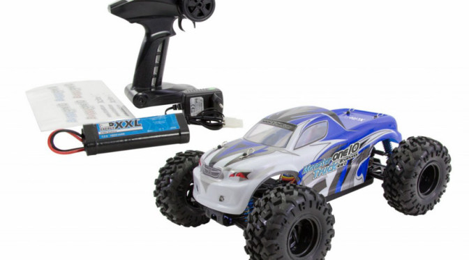 Monster Truck One10 4WD Brushless RTR Modellauto M1:10