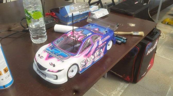 Die BTM zu Gast bei dem RC-Speedracer e.V.