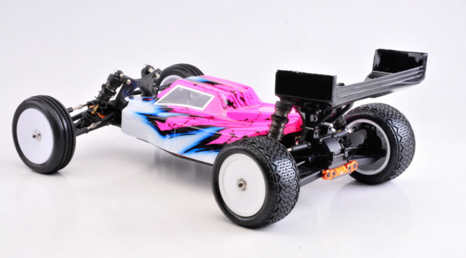 "1:10 EP Buggy ""TM2V2"" 2WD Competition KIT – Teppichluder Reloaded – The next Generation"