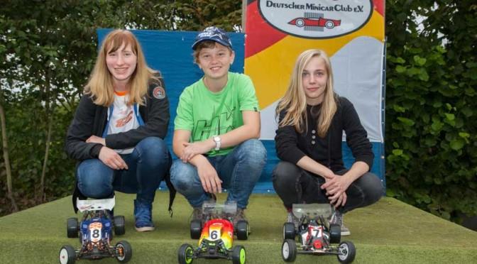 Deutsche Meisterschaft ORE4WD und ORESC4 mit Doppelsieg für Jörn Neumann und dem ersten Titel für Tom Bujara