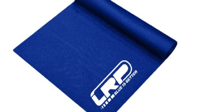 Die blaueste und pflegeleichteste Schrauberunterlage der Welt – die neue LRP Schraubermatte