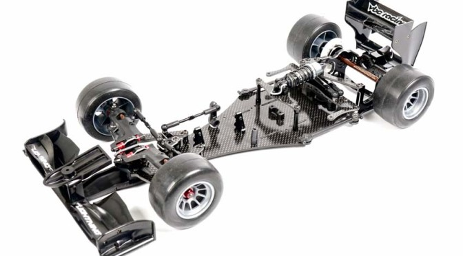 VBC Racing Lightning FX F1 Kit – News
