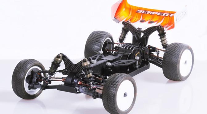 Der neue 4WD von Serpent – Spyder SRX4 buggy 4WD 1/10 (#500010)