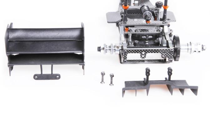 Serpent präsentiert komplettes Aerokit für Formelfahrzeuge