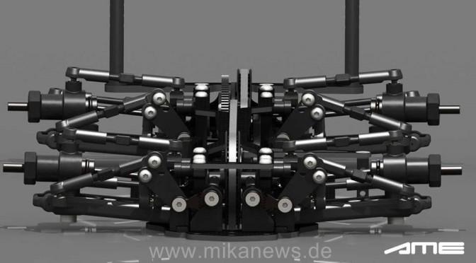 AME Project IRIS – der Tourenwagen aus der Feder von Andreas Myrberg