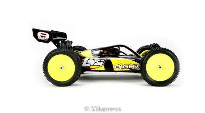 Mini 8IGHT 1/14 4WD RTR von Losi