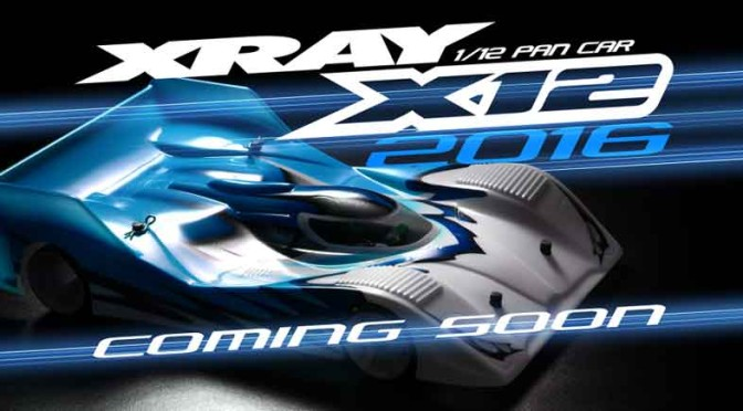 XRAY X12'16 – Vorankündigung