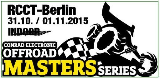 Conrad-Offroad-Masters und Berlin-Trophy am 30.10/1.11.2015