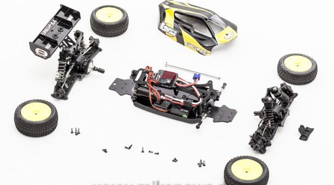 MINI 8IGHT 1/14 4WD RTR VON LOSI – Kleiner Flitzer im Test – Teil 2