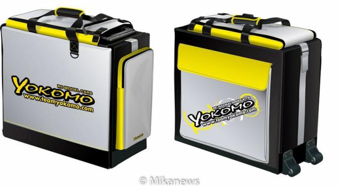 Tragetaschen von Yokomo in neuem Design