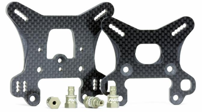 Neue Teile für den Asso RC8B3 von AvidRC
