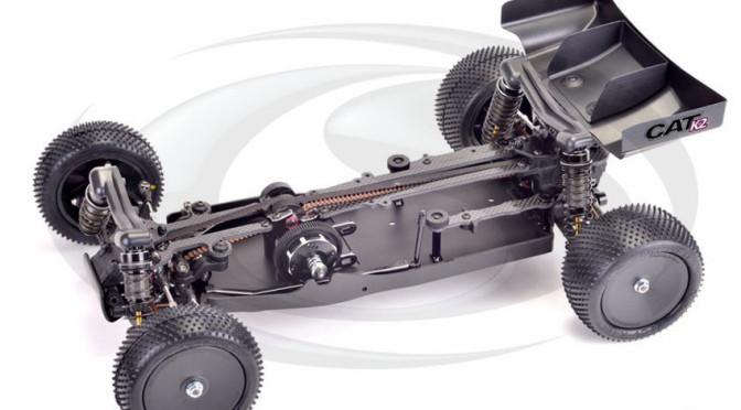 Schumacher Cat K2 1:10 – 4WD RACING BUGGY