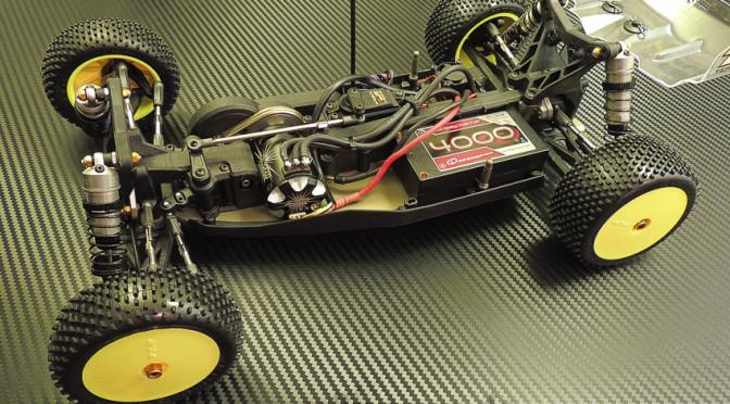 Vier gewinnt! Der Twenty Two-Four 22-4 Race Kit von Team Losi Racing – Teil 2 – Der Zusammenbau