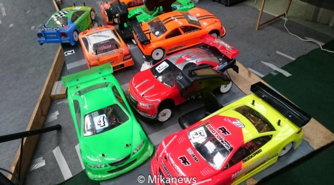 1.Lauf zum Barnim-Cup 2015/16 beim RC-Speedracer e.V. – Onroad