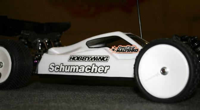 SCHUMACHER RACING COUGAR KF2  1:10 2WD BUGGY – Zusammenbau