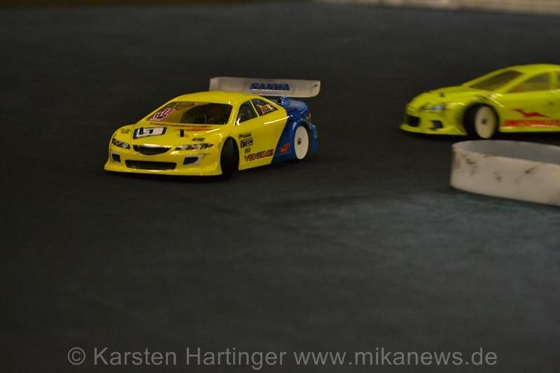 Verfolgungsjagd von Tony und Lucas Fischer (vorne) im dritten Finale.