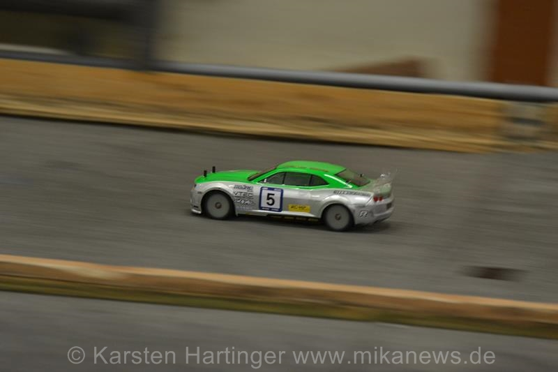 ..und es reichte trotz Doppelbelastung für den 4.Platz bei der GT Challenge.