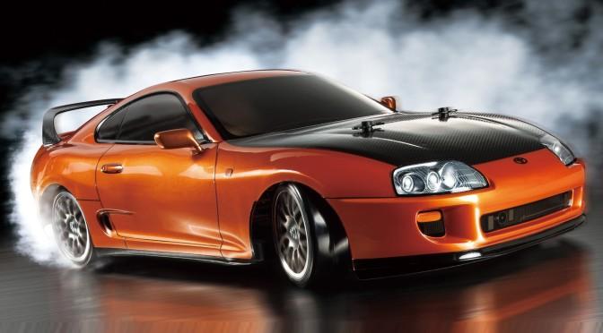 1:10 R/C Toyota Supra (TT-02D) Drift Spec von Tamiya