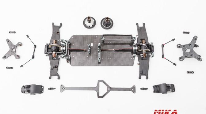 Carisma 4XS – 4WD Wettbewerbsbuggy von Carisma – Zusammenbau Teil 1