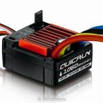 QuicRun Regler WP8BL150 Brushless 150A Sensorless 1/8