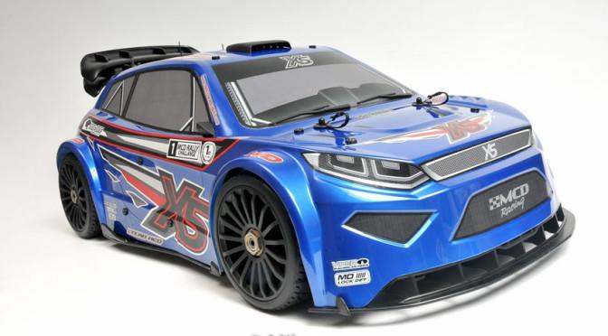 MCD X5 Rally – Bald verfügbar