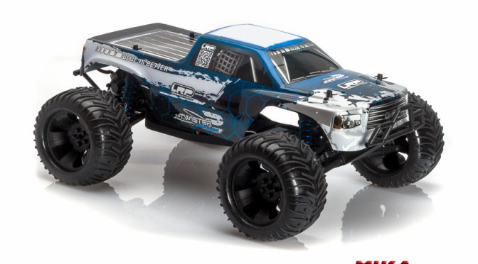 LRP S10 Twister 2 MT Brushless 2.4Ghz RTR – 1/10 Elektro 2WD Monster-Truck