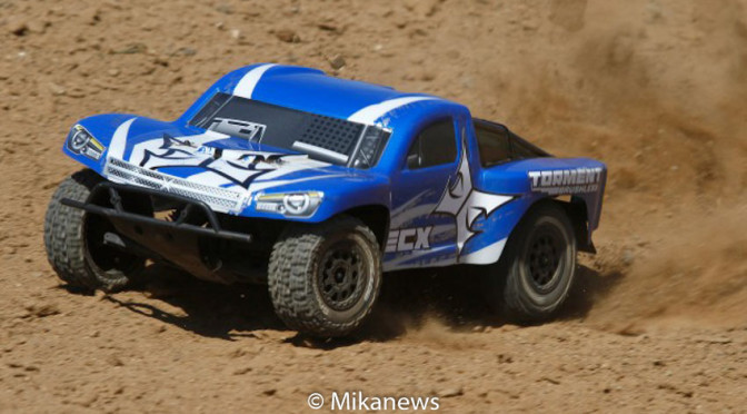 Torment 1/10 2WD Brushless SCT mit AVC-Technologie