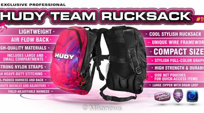 New HUDY Team Rucksack