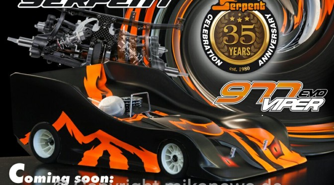 "Bald lieferbar: VIPER 977-EVO ""Limited Edition"""