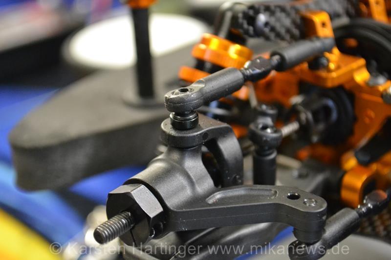 XRAY 305332 T4 ECS ES (Extra Strong) Doppelgelenkkardan - 52mm - HUDY Federstahl