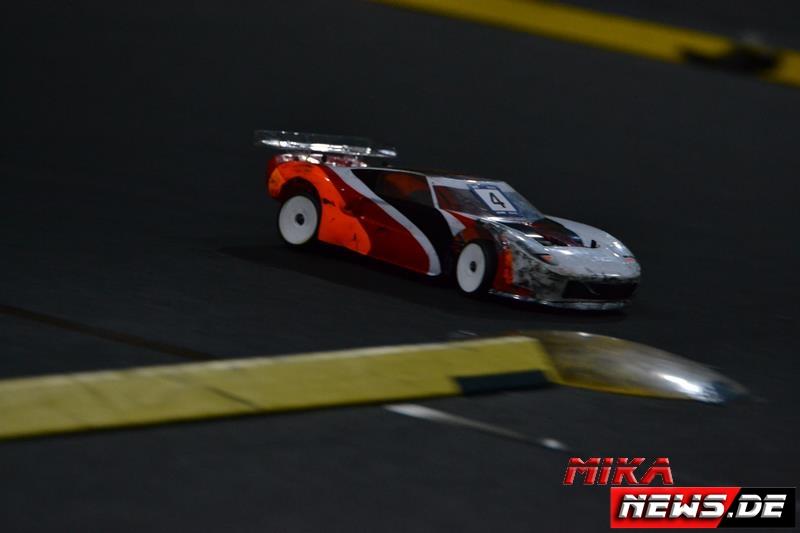 Enrico fuhr sich in den 3 Finalen stets nach vorne und landete schließlich auf Rang 2.