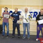 Dennis Eichholz (3), Jan Ratheisky (1), Mirko Morgenstern (2) und Nico Caspari (B-Finale).
