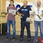Dennis Eichholz (3), Jan Ratheisky (1) und Mirko Morgenstern (2) .