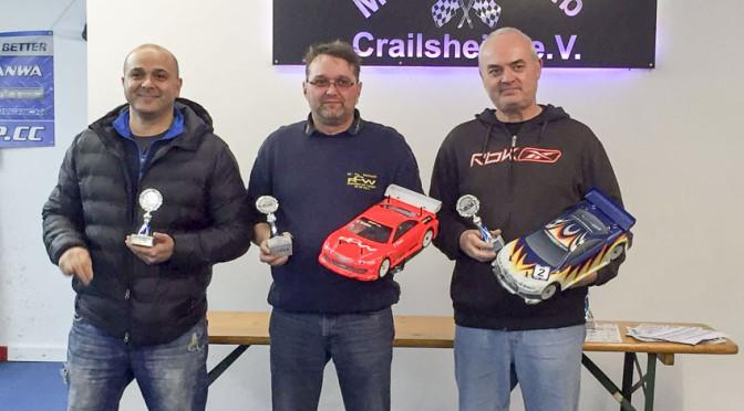 Beim MCC-Crailsheim ging die LRP-HPI-Challenge in die nächste Runde