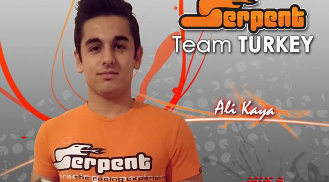 Ali Kaya wechselt zu Team Serpent Türkei