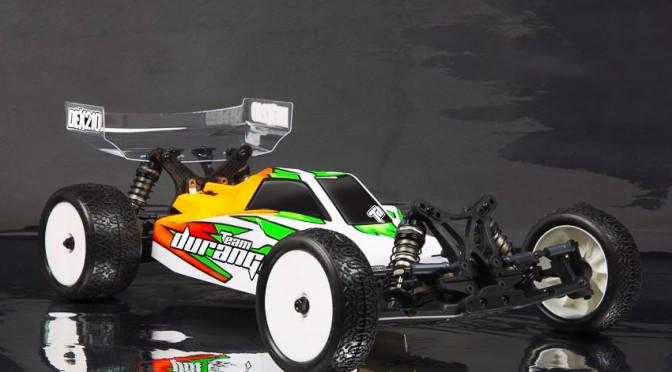 Team Durango DEX210F – 2WD Buggy mit Kardanantrieb