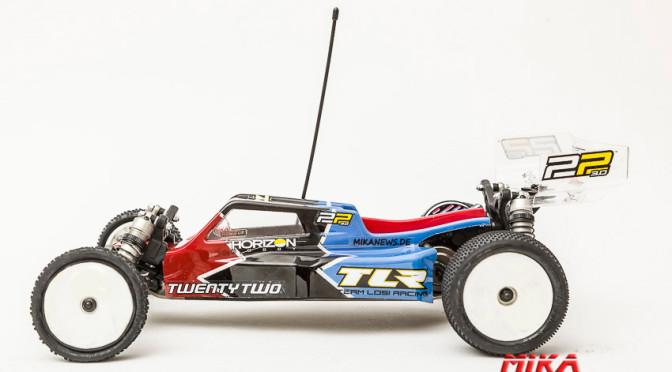 Losi 22 3.0 Buggy Race Kit von TLR – Aufbau
