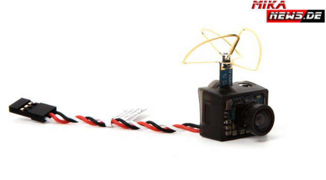 VA2500 Micro FPV Kamera und Sendeeinheit