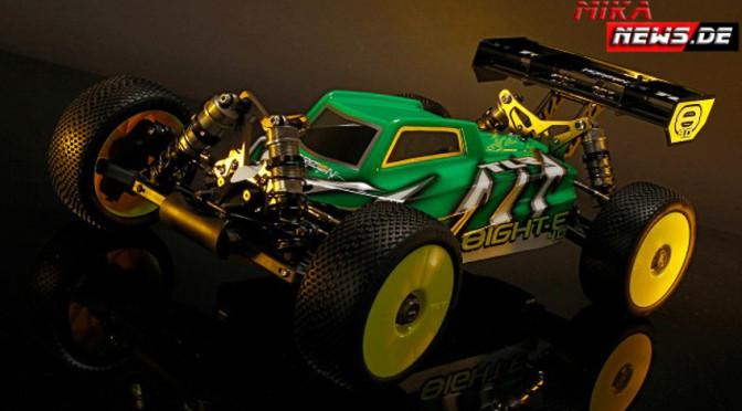 8IGHT-E 4.0 1/8 4WD Buggy von TLR