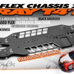 301141 T4 Alu Flex Chassis 2.0mm
