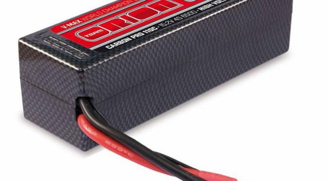 Carbon Pro V-Max LiPo 6500 110C 15.2V 4S Deans
