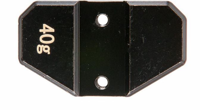 Mugen Seiki Ausgleichsgewicht 40g # MBX-7R/7TR