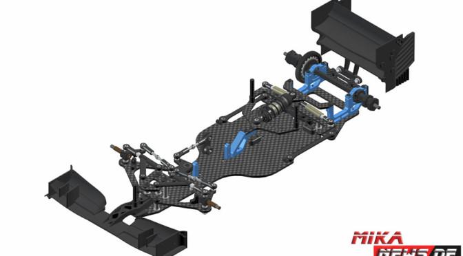 Velox F1 vom Team Shepherd
