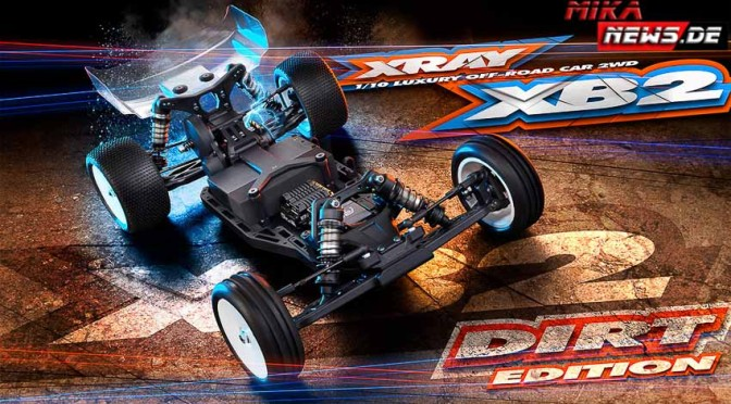 XRAY XB2 Dirt-Edition online