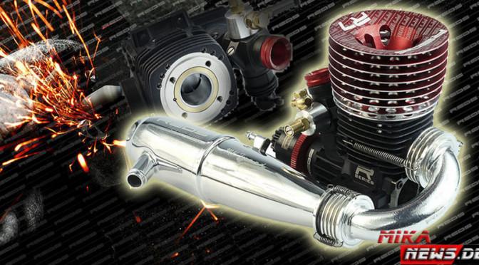 REDS Racing präsentiert von Mario Rossi getunte Off-Road-Motorenlinie